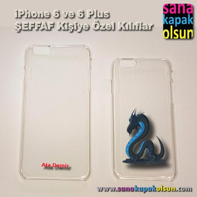 iphone 6 şeffaf kapak