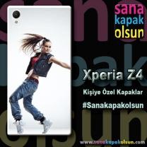 xperia z4 için kişiye özel telefon kılıfı