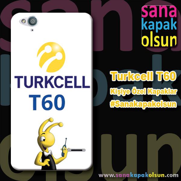 turkcell t60 kişiye özel kılıf