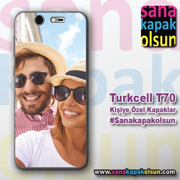 kişiye özel turkcell t70 kapağı
