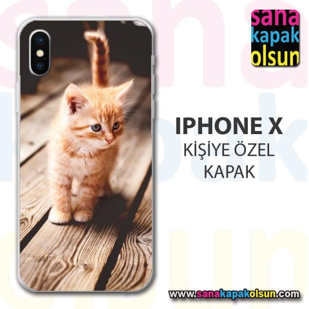 iphone X kişiye özel telefon kılıfı